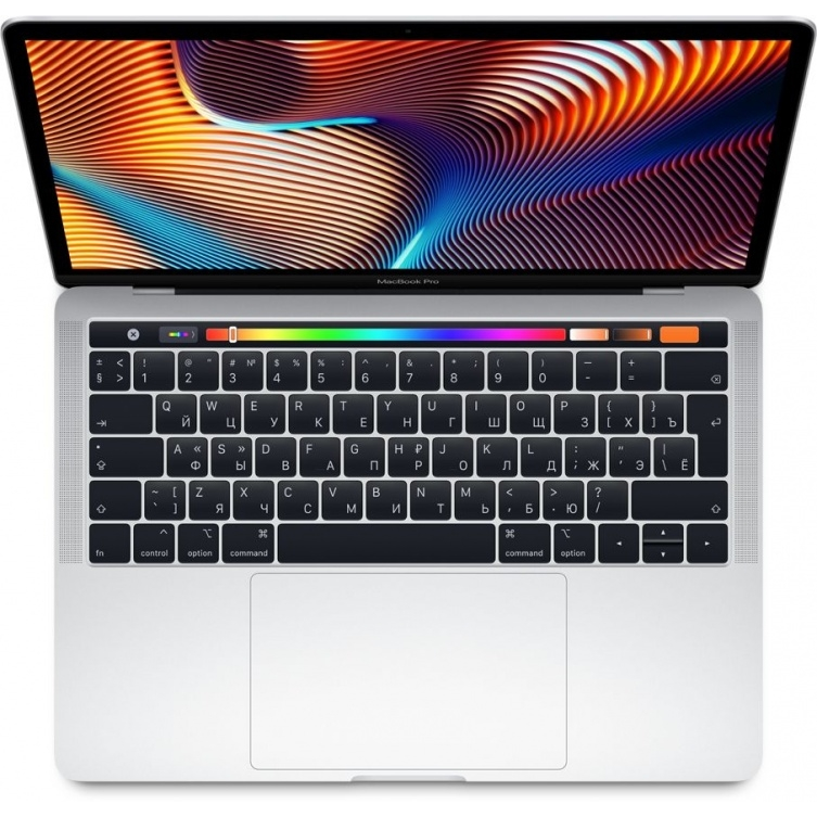"Apple MacBook Pro 13"" Core i5 2,3 ГГц, 8 ГБ, 256 ГБ SSD, Iris Plus 655, Touch Bar, серый космос (MR9Q2)"