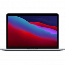 "Apple MacBook Pro 13"" (M1, 2020) 8 ГБ, 512 ГБ SSD, Touch Bar, ""серый космос"" (MYD92)"