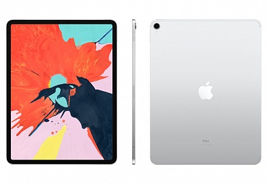 "Apple iPad Pro 12,9"" Wi-Fi 64Gb Серебристый"