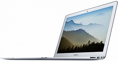 "Apple MacBook Air 13"" Core i5 1,8 ГГц, 8 ГБ, 256 ГБ Flash, серебристый (MQD42)"