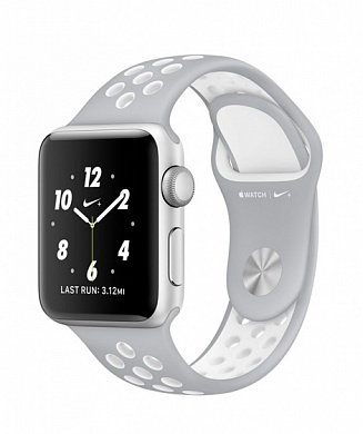 Apple Watch 3 series 42mm Nike Silver